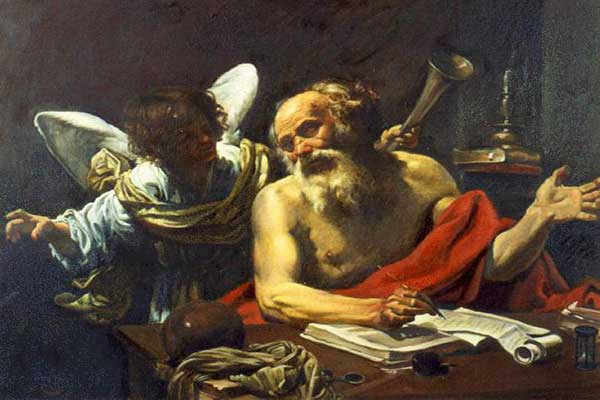 Prayer of Saint Jerome for Christ's Mercy
