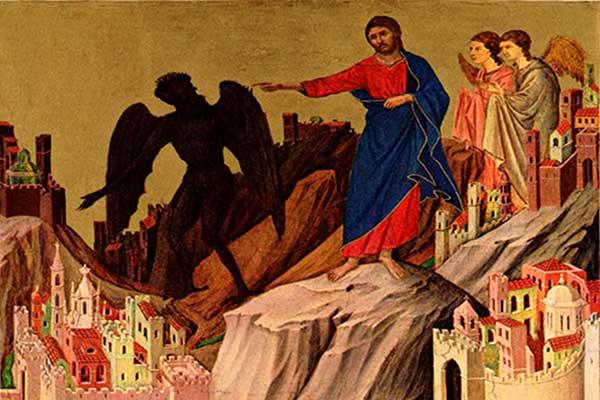 Prayer to Christ Against Evil