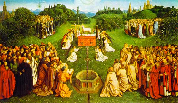 Eve of All Saints Prayer