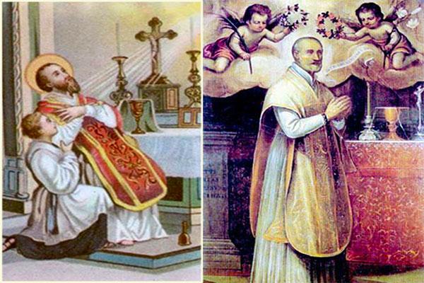 Saint Andrew Avelino