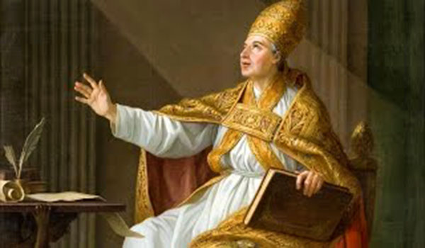 Prayer of Saint Gregory the Great