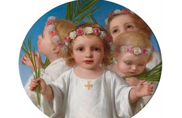 A Prayer To The Holy Innocents
