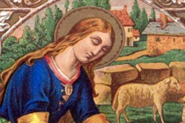 litany Saint Genevieve