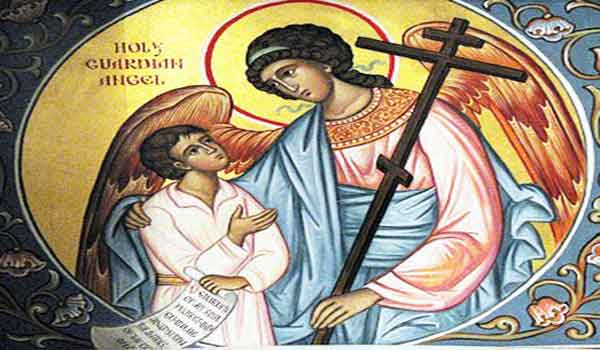 Parent's Prayer to the Guardian Angels of their Children