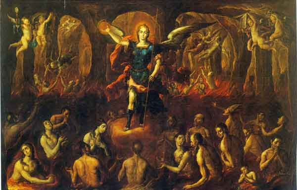 Prayer of Supplication for the Poor Souls in Purgatory