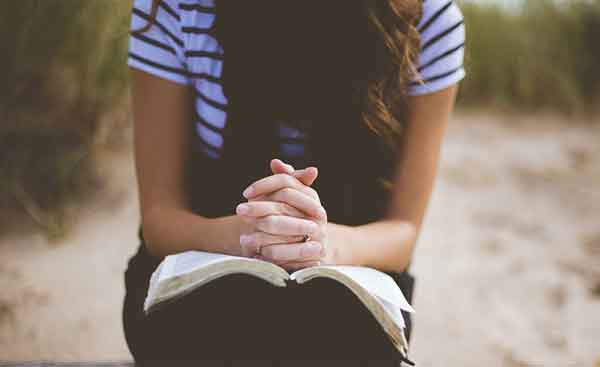 prayer before any good work