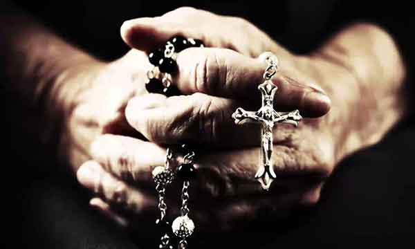 Prayer to Heal Stress