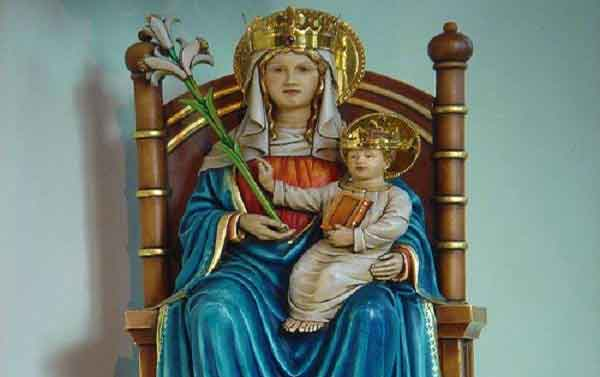 PRAYER TO OUR LADY OF WALSINGHAM (ENGLAND)