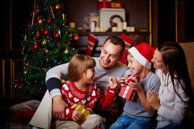 christmas prayer for family friends