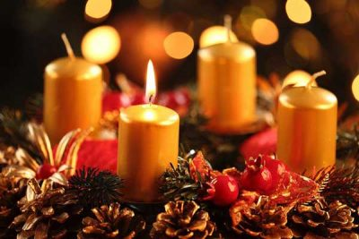 Prayer for the first Sunday of advent