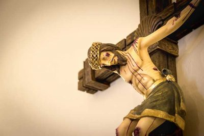 Prayer to the holy wounds of Jesus Christ
