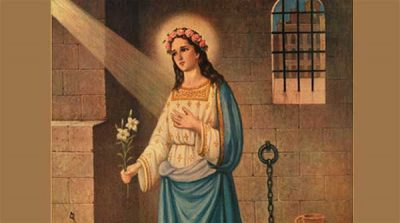 Saint Philomena Wonder Worker