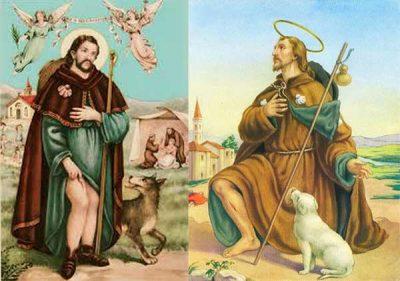 saint roque prayer