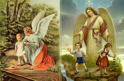 A BEAUTIFUL PRAYER TO THE GUARDIAN ANGEL