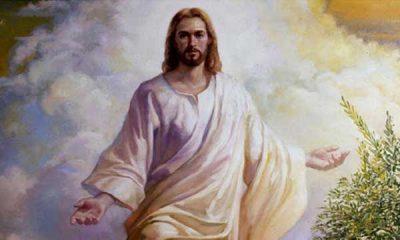 Jesus Comforter in Affliction