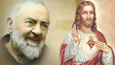 BEAUTIFUL PRAYER TO ST. PADRE PIO OF PIETRELCINA