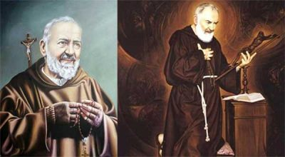Prayer for healing cancer to St. Padre Pio