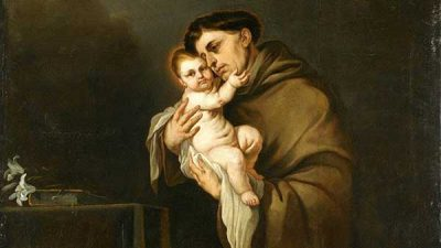 PRAYER TO ST. ANTHONY IN ANY NECESSITY