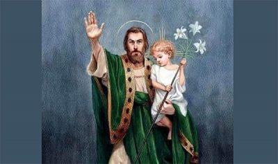 Saint Joseph terror of demons