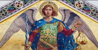 Prayer to St. Michael for protection from Illness