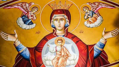 Prayer to Our Lady to Keep You From Danger
