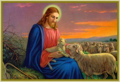 PRAYER TO CHRIST THE GOOD SHEPHERD