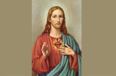 Prayer To The Sacred Heart For Inner Peace