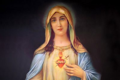 Daily Offering to the Immaculate Heart of Mary