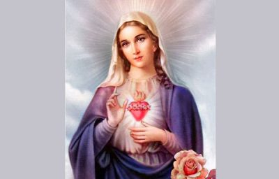 Prayer to Mother Mary for Peace of Mind