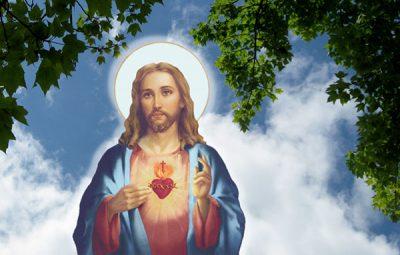 Prayer of Trust in the Sacred Heart