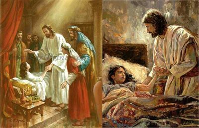 A PRAYER FOR HEALING A LOVED ONE